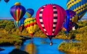 Катание на воздушном шаре
